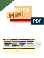 MiniPlan Estrategico