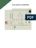 Simulación Del Circuito de Laboratorio