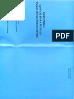 DTR Regle d'Excution Des Chapes Et Dalles a Base de Liant Hy