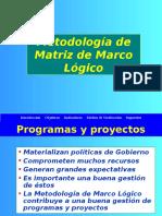 3.1 Marco Logico