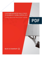 BAIN REPORT Customer Behavior and Loyalty in Insurance (1)