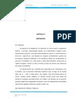 ESTUDIO DDE LA CONSTITUCION POLITICA DEL PERU