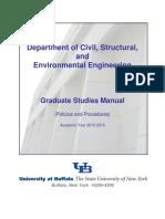 Graduate Studies Manual CSEEE
