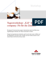 Workshop Kill the Company