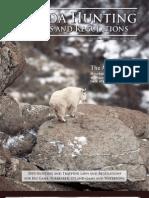 2010 Nevada Hunting Seasons and Regulations