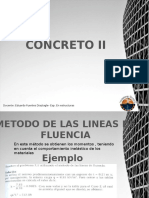 DIAPOSITIVAS CONCRETO II-LINEAS DE FLUENCIA.pptx