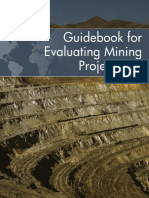 Guidebook Evaluation Mining
