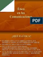10-Ética en Las Comunicaciones.