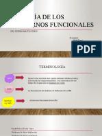 Etiología de Los Trastornos Funcionales Presentacion