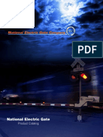 National Electric Gate Catalog
