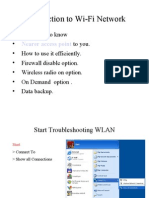 Wireless Setup  Presentation PPT