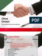 Oboe Dream
