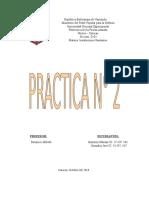 Practica Sanitaria n2