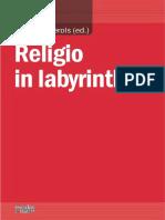 SECR Separata Ciencia Religión Desarrollo Jun 2013
