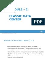 CIS Module 2_Classic Data Center