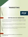 Definicion de Marketing