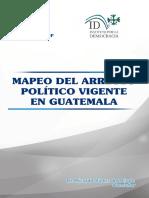 Mapeo Del Arreglo Politico 30102014