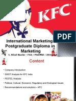 Presentation - KFC