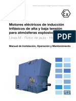 Manual Motores Weg (Ex)