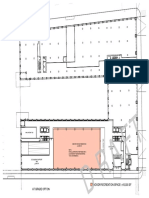 Draft Floor Plans for Indoor Activity Space