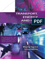 Transport Energy and CO2 - Book