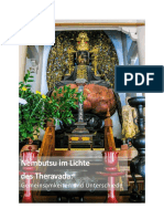 Nembutsu im Lichte des Theravada