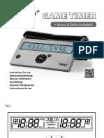 DGT Easy Plus Manual