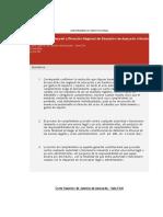 JURISPRUDENCIA CONSTITUCIONAL PERUANO