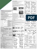 Contador Digital CT4S-1P Manual en Español