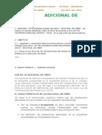 Informe Presentar