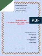 Micro de Radio Estetica