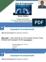 Noções de Programação