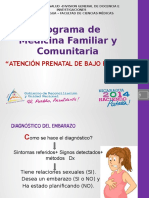 PP#1 APN atencion prenatal