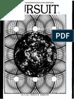 PURSUIT Newsletter No. 43, Summer 1978 - Ivan T. Sanderson