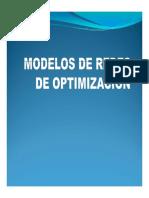 3 Redes de Optimizacion