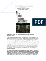 Summary the Crisis of Islamic Masculinities