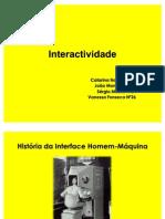 Interactividade Catarina Namora Certo