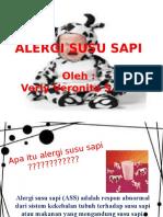 Alergi Susu Sapi
