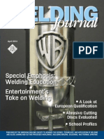AWS Welding Journal April 2014