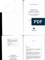 Buck-Morss, Susan - Origen de La Dialéctica Negativa. Theodor W. Adorno, Walter Benjamin y El Instituto de Frankfurt-Ed. Eterna Cadencia