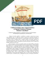 O diálogo teológico entre a Igreja Ortodoxa e as Igrejas Ortodoxas Orientais. Desfazer Calcedônia?
