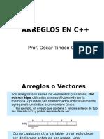 ARREGLOS EN C++ FII - UNMSM