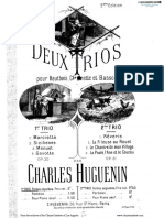 [Clarinet_Institute] Huguenin, Charles - Trio for Oboe, Clarinet and Bassoon.pdf