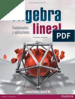 Algebra Lineal Fundamentos y Aplicaciones Bernard Kolman 1ed PDF