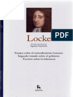 Estudio Introductorio Locke