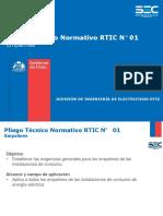 RTIC 01 Empalmes