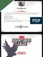 DM Quests - CoS DM Starting Item