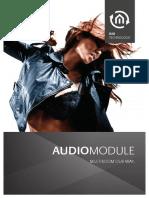 Audio Module en 2014