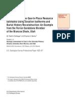 Coal Bed Methane IPRE-USGS