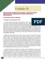 Temas Em Psicologia Social Unid III